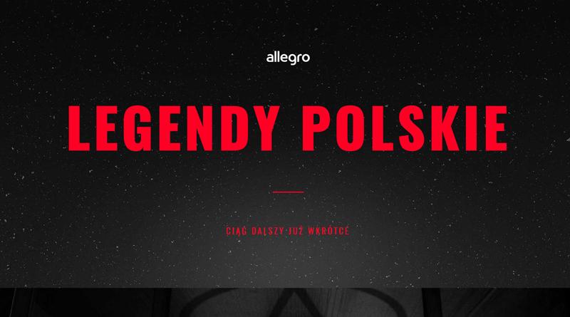 """Allegro będzie kontynuować """"Legendy Video"""""""