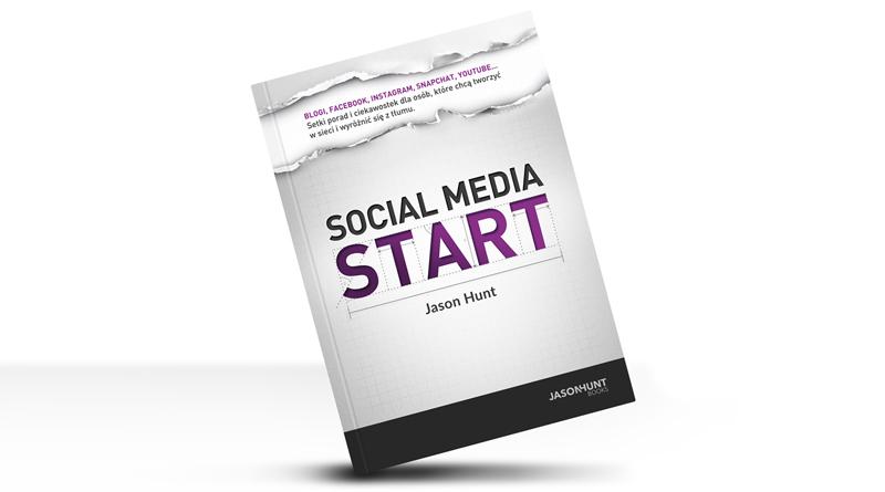 Social media: Start – nowa książka króla blogerów