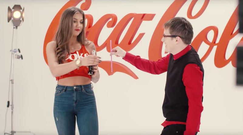 Reklamy Coca-Coli z popularnymi YouTuberami